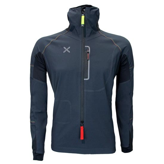 Montura Training Anorak - Antracita