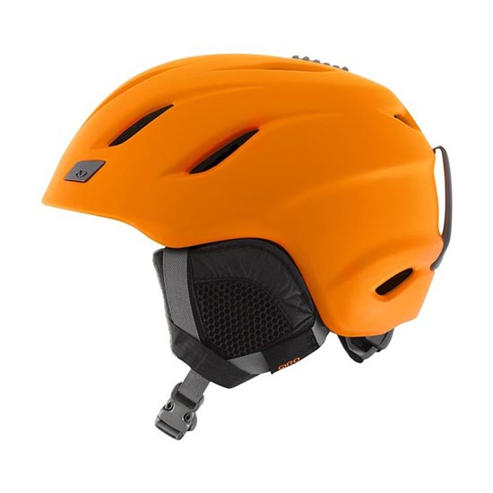 Giro Nine S - Matt Flame Orange