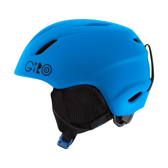Giro Launch Kids - Matt Blue