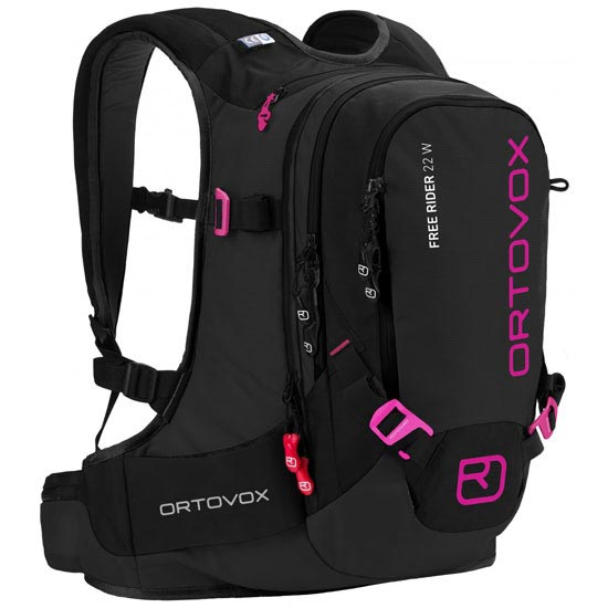 Ortovox Free Rider 22 W - Black Anthracite