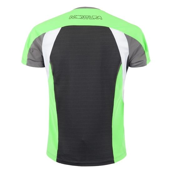 Montura Run Racy T-Shirt - Photo of detail