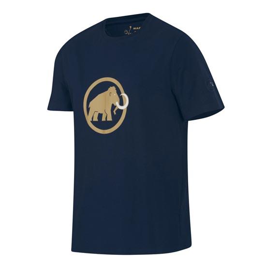 Mammut Logo T-Shirt - Dark Blue