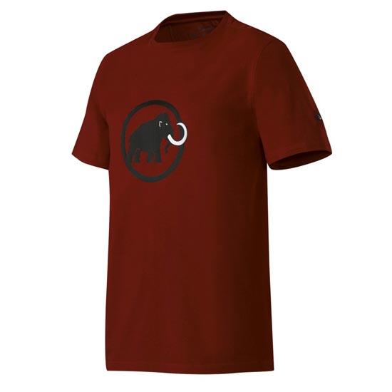 Mammut Logo T-Shirt - Brown