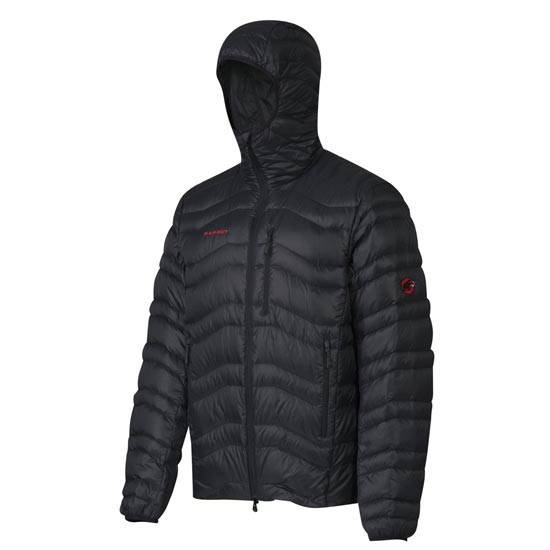Mammut Broad Peak IN Hooded Jacket - Black