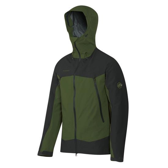 Mammut Meron Jacket - Seaweed/Graphite