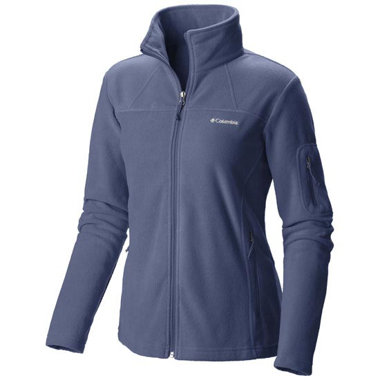 Columbia Fast Trek II Jacket W - Bluebell