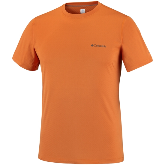 Columbia Zero Rules Short Sleeve Shirt - Valencia