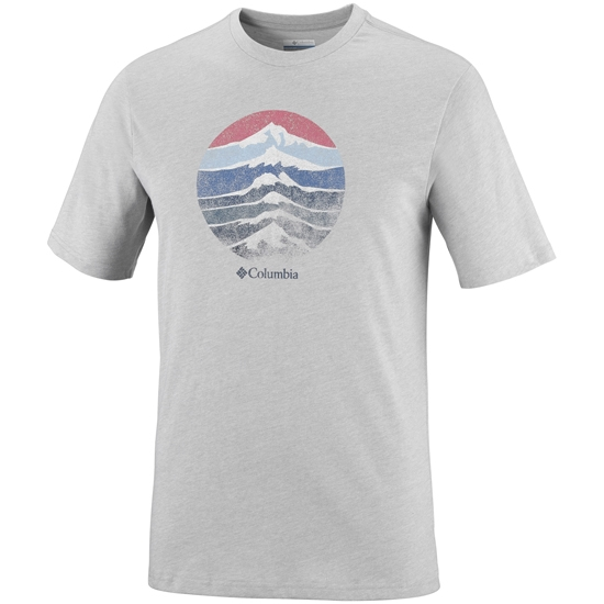 Columbia Csc Mountain Sunset - Grey Heather