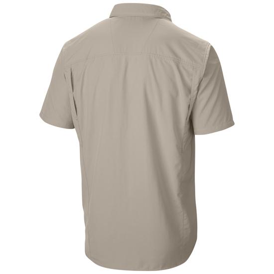Columbia Silver Ridge Short Sleeve Shirt - Detail Foto