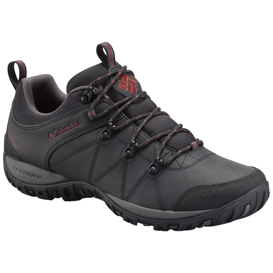Columbia Peakfreak Venture Waterproof - Black/Gypsy