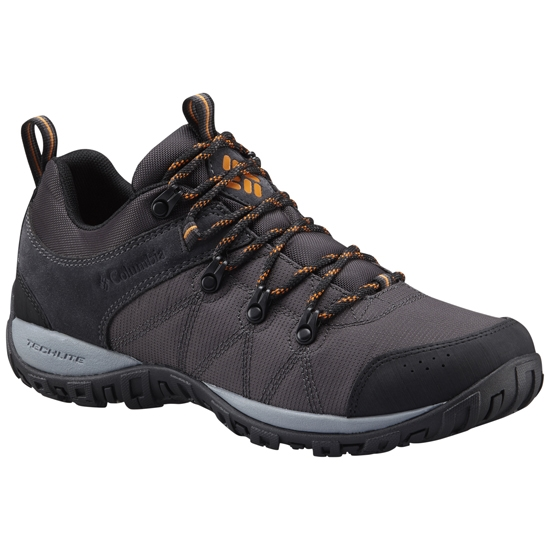 Columbia Peakfreak Venture Leather - Shark/Valencia