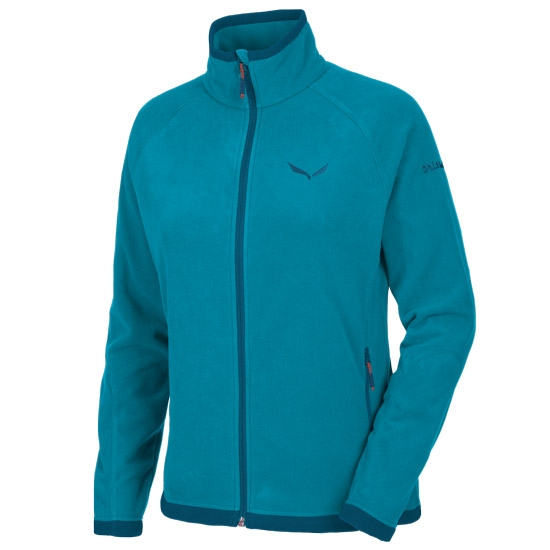 Salewa Rainbow 3 PL Full Zip W - Canel Bay