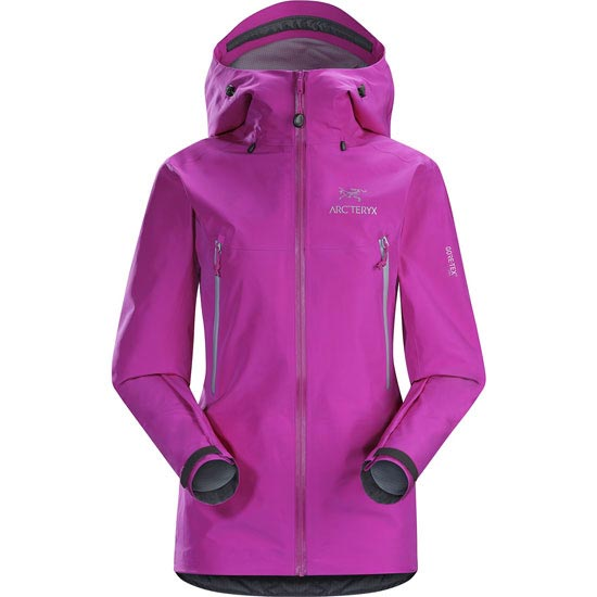 Arc'teryx Beta LT Jacket W - Violet Win