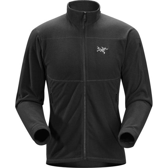 Arc'teryx Delta LT Jacket - Black
