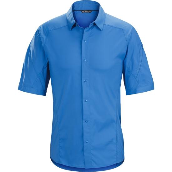 Arc'teryx Elaho SS Shirt - Rigel