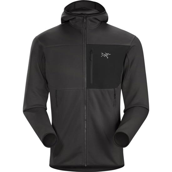 Arc'teryx Fortrez Hoody - Carbon Copy