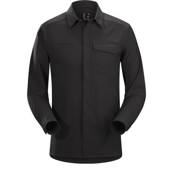 Arc'teryx Skyline LS Shirt - Black