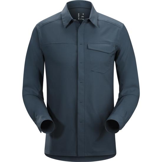 Arc'teryx Skyline LS Shirt - Nighthawk