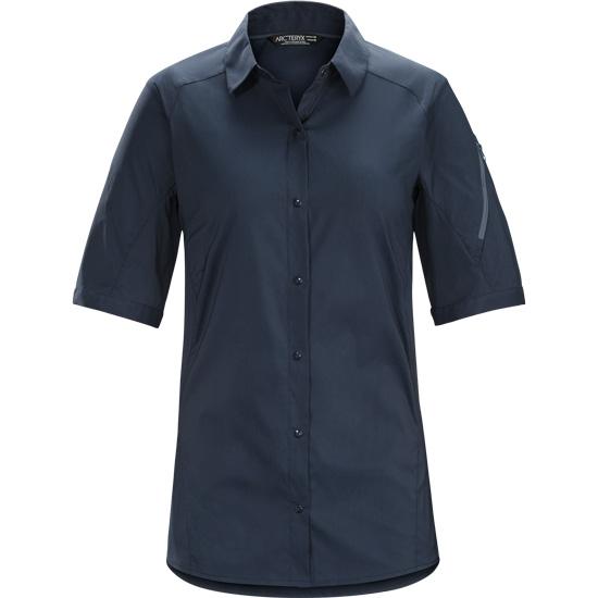 Arc'teryx Fernie SS Shirt W - Black Saphire