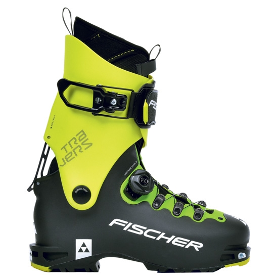 Fischer Travers - Black/Yellow