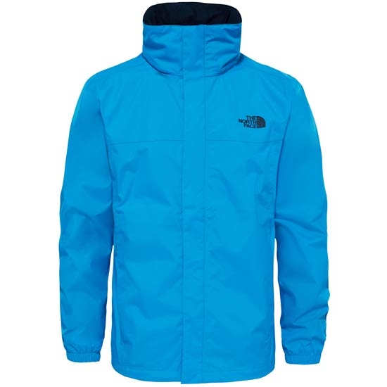 The North Face Resolve Jacket - Hyper Blue/Shady Blue