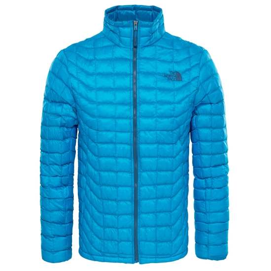 The North Face Thermoball Full Zip Jacket - Hyper Blue