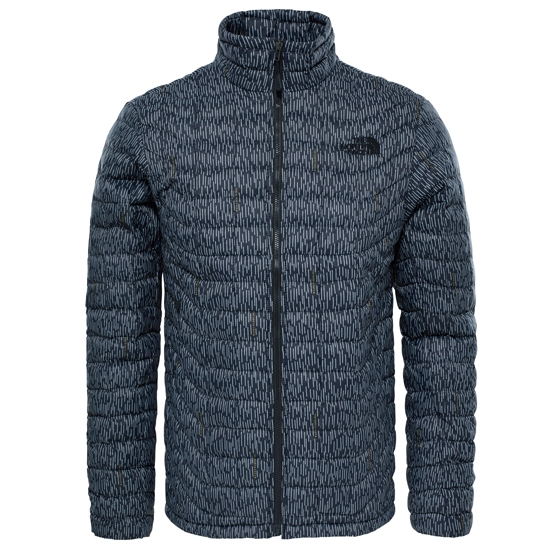 The North Face Thermoball Full Zip Jacket - Asphalt Grey Reing Camo
