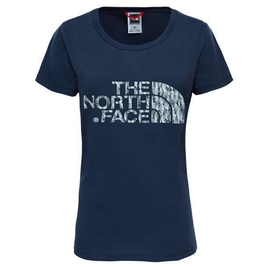 The North Face S/S Easy Tee W - Urban Navy