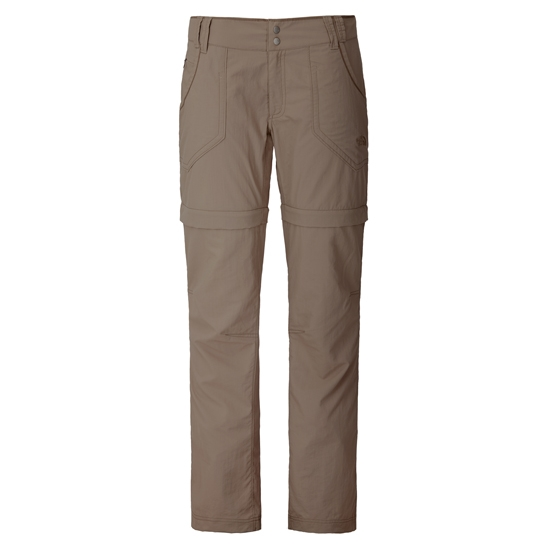 The North Face Horizon Convertible Plus W - Weimaraner Brown