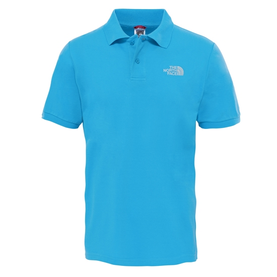 The North Face Polo Piquet - Cendre Blue