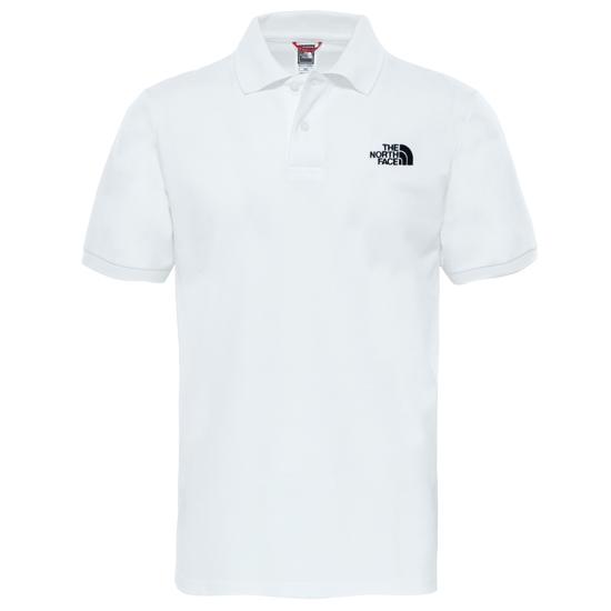 The North Face Polo Piquet - TNF White/TNF Black