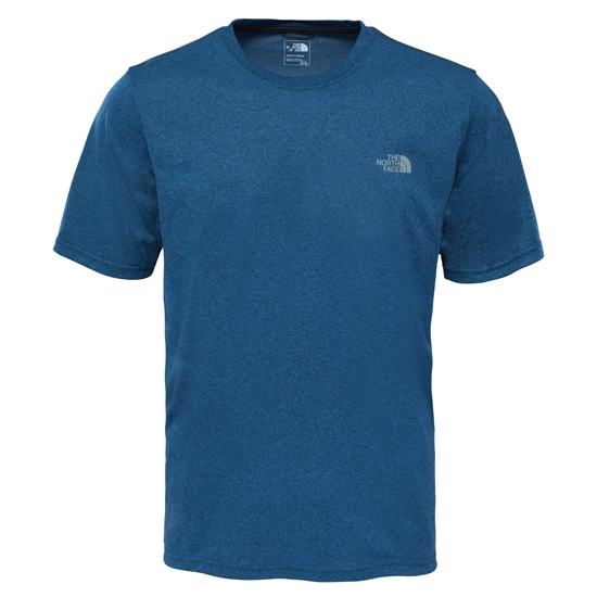 The North Face Reaxion Ampere Crew - Shady Blue Heather