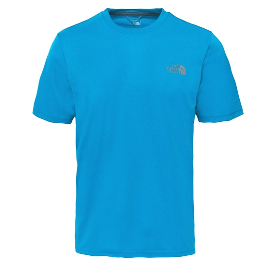 The North Face Reaxion Ampere Crew - Hyper Blue Heather