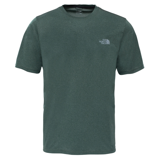The North Face Reaxion Ampere Crew - Thyme Heather