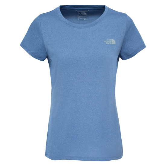 The North Face Reaxion Ampere Crew W - Coastal Fjord Blue Heather