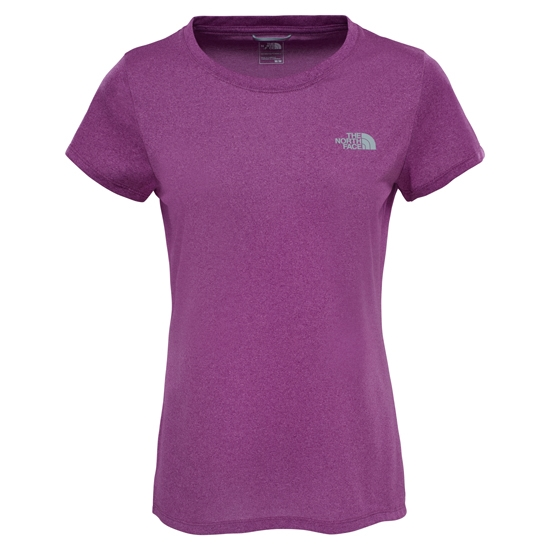 The North Face Reaxion Ampere Crew W - Wood Violet Heather