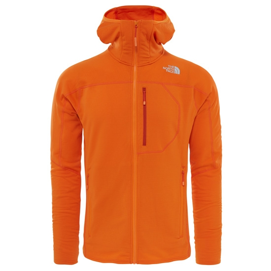 The North Face Incipient Hooded jacket - Exuberance Orange