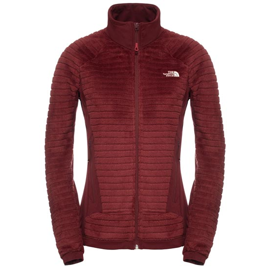 The North Face Radium Hi-Loft Jacket W - Deep Garnet Red
