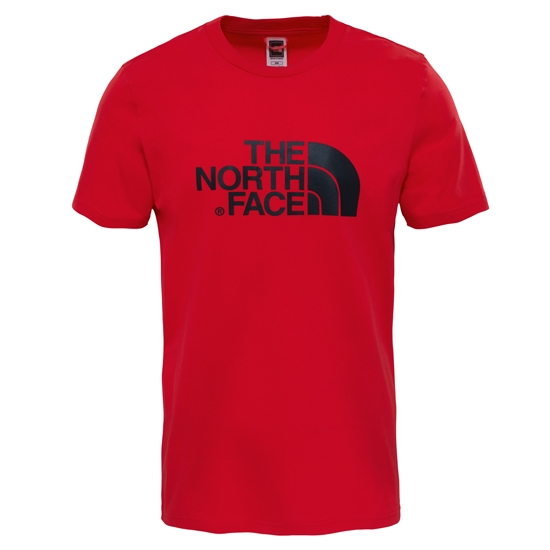 The North Face S/S Easy Tee - TNF Red