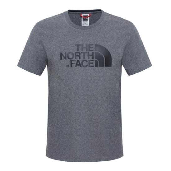 The North Face S/S Easy Tee - TNF Medium Grey Heather