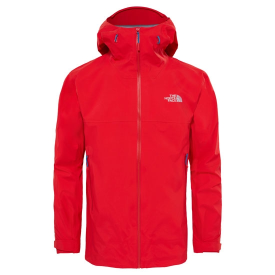 The North Face Point Five Jacket - High Risk Red