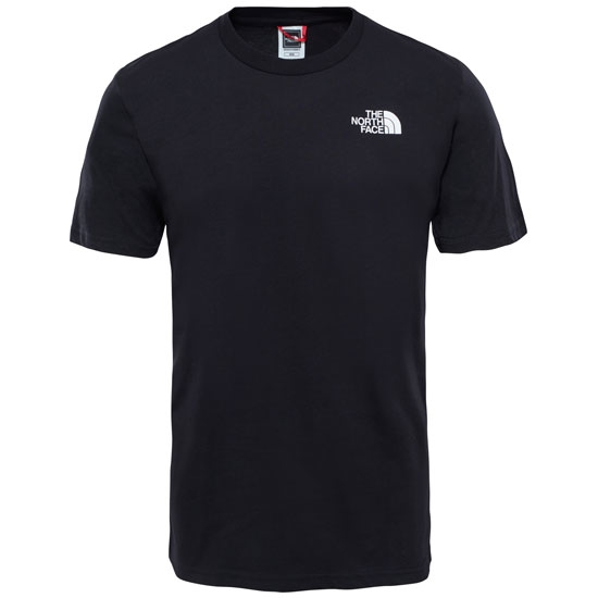 The North Face S//S Simple Dome Tee T92TX5// Lifestyle Männerkleidung T-Shirts