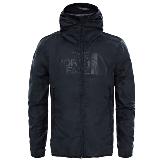 The North Face Drew Peak WindWall Jacket - TNF Black