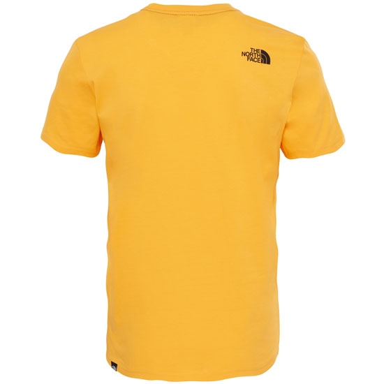The North Face S/S Fine Tee - Photo of detail