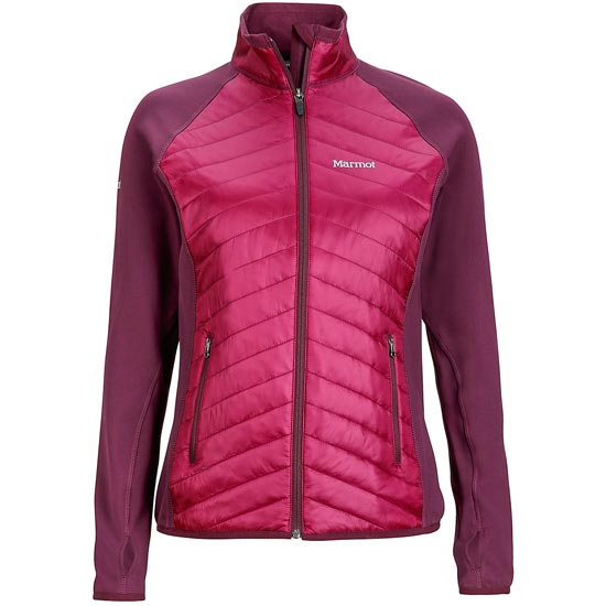 Marmot Variant Jacket W - Magenta/Dark Purple
