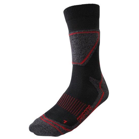 Grifone Ovech Mid Socks - Black