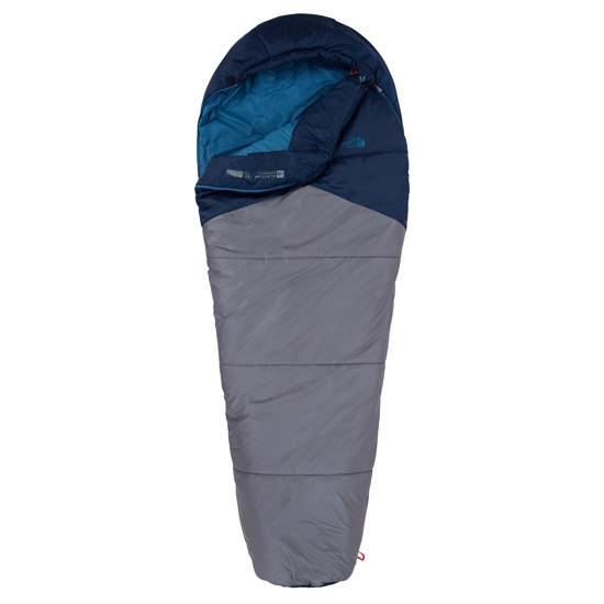 The North Face Aleutian 20/-7 Regular - Cosmic Blue/Zinc Grey