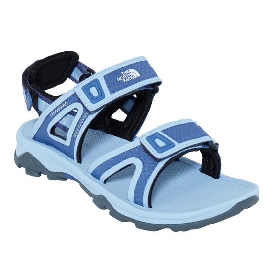 The North Face Hedgehog Sandal II W - Coastal Fjord Blue/Chambray Blue