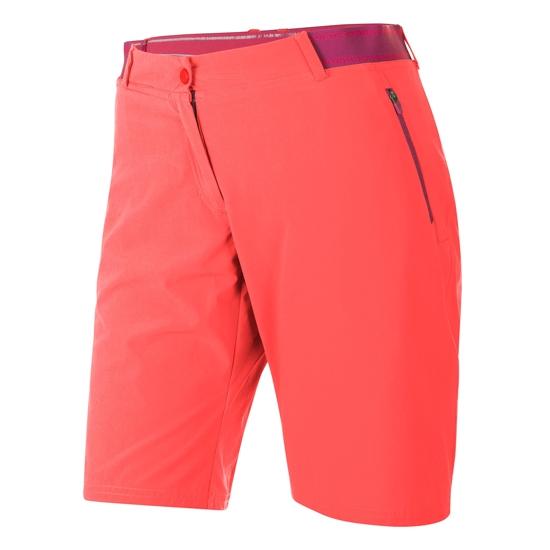 Salewa Pedroc Bermuda Dst Shorts W - Hot Coral