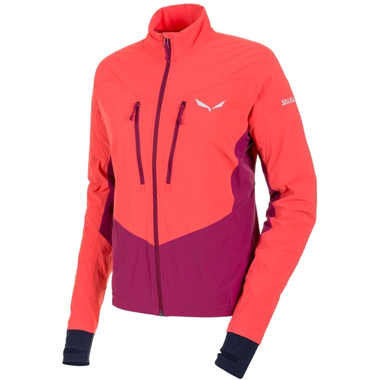 Salewa Agner Jacket W - Hot Coral
